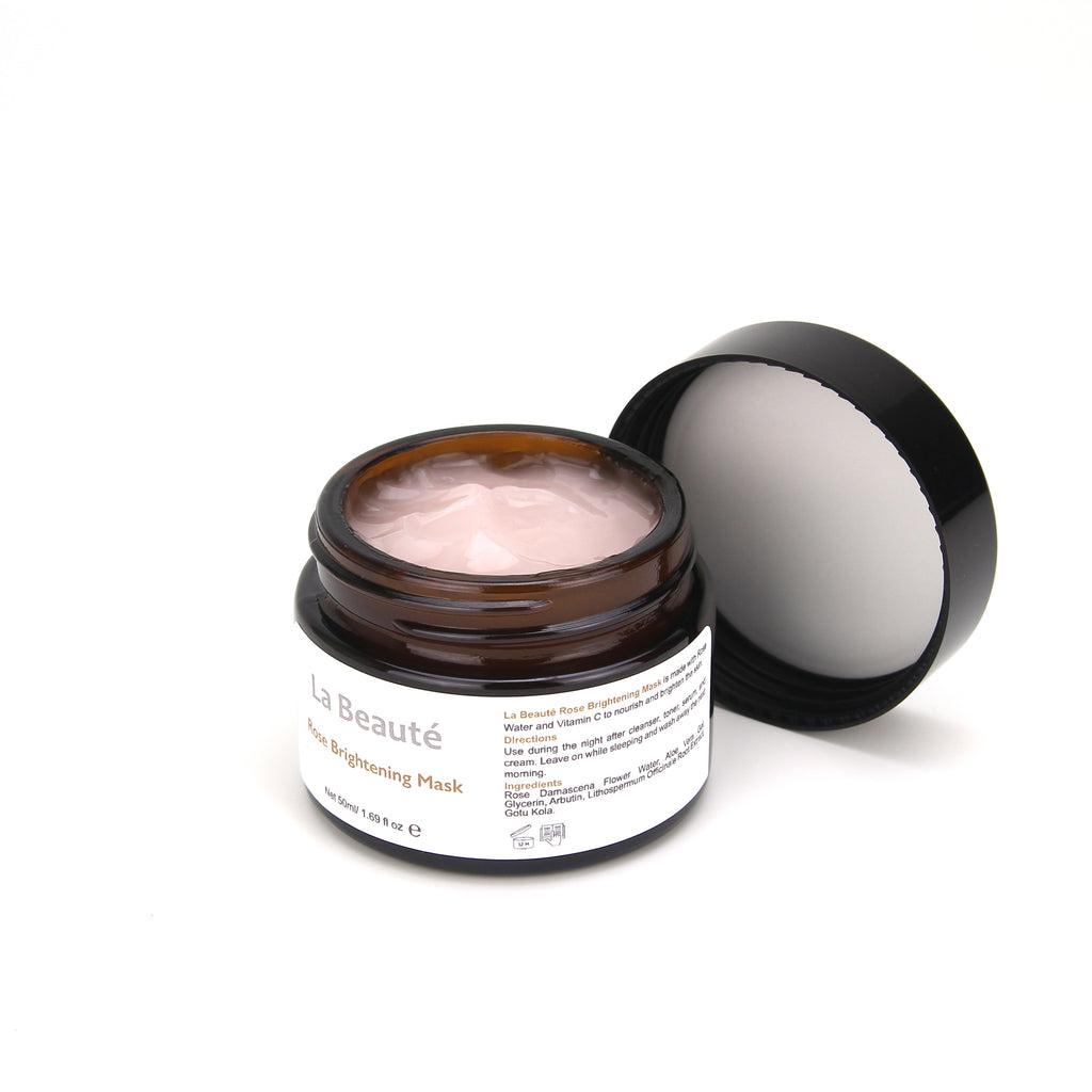 La Beaute - Rose Brightening Mask 50ml