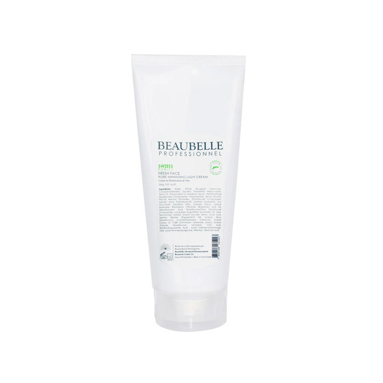 Fresh face pore minimizing light cream 200g WS