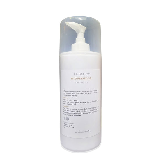 La Beaute - Enzyme Exfo Gel 500ml