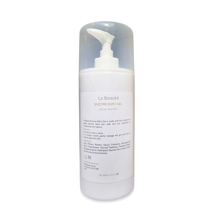 La Beaute - Enzyme Exfo Gel 500ml WS