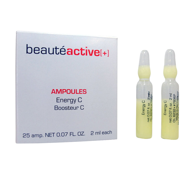 Ampoules Energy C 25 x 2ml