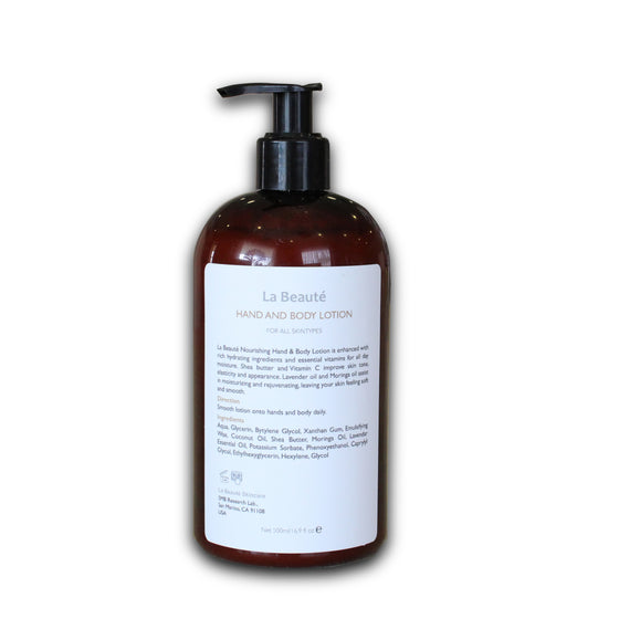 La Beaute - Hand and Body Lotion 500ml