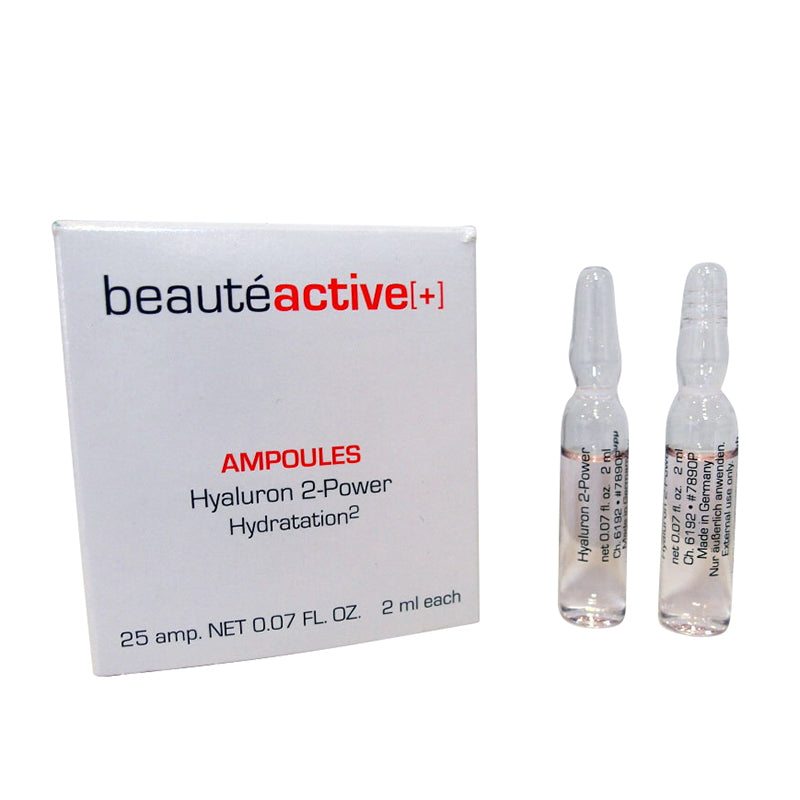 Ampoules Hyaluron 2-Power 25 x 2ml