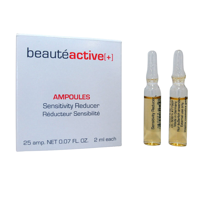 Ampoules Sensitive Reducer 25 x 2ml