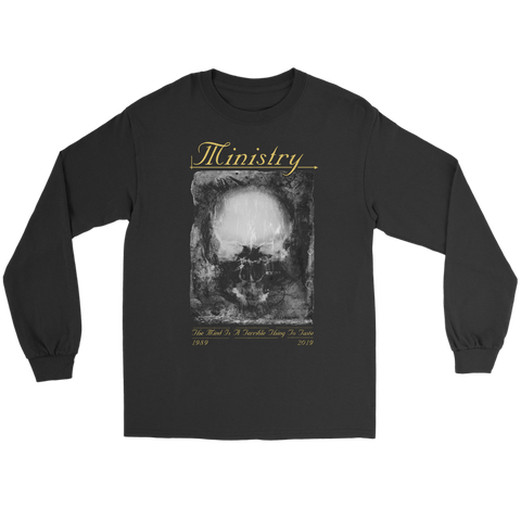 The Mind Is A Terrible Thing To Taste 30th Anniversary Longsleeve