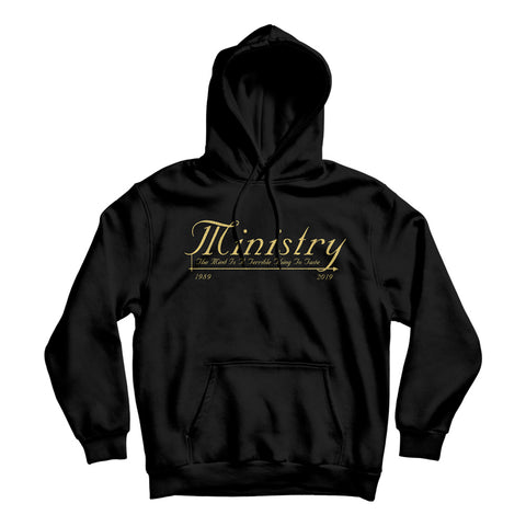 The Mind Is A Terrible Thing To Taste 30th Anniversary Hoodie