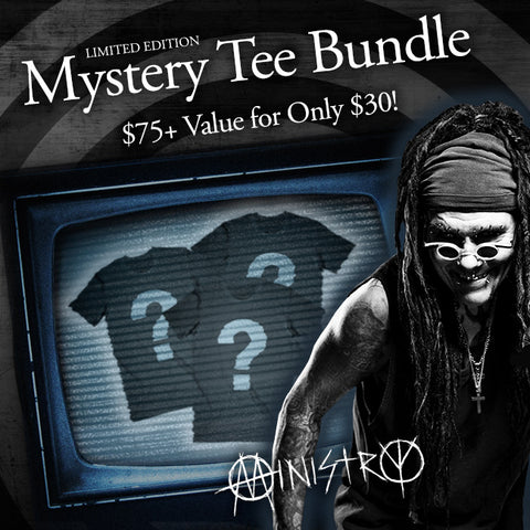 Ministry Mystery Tee Bundle