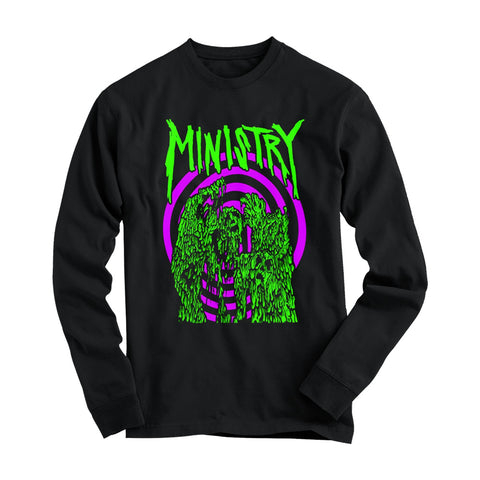 Spiral Melt Long Sleeve Tee