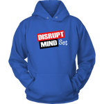 Disrupt the bountiful mindset hoodie