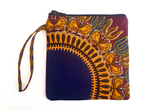 Mini dashiki purse
