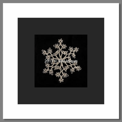 Framed Tatted Snowflake_04