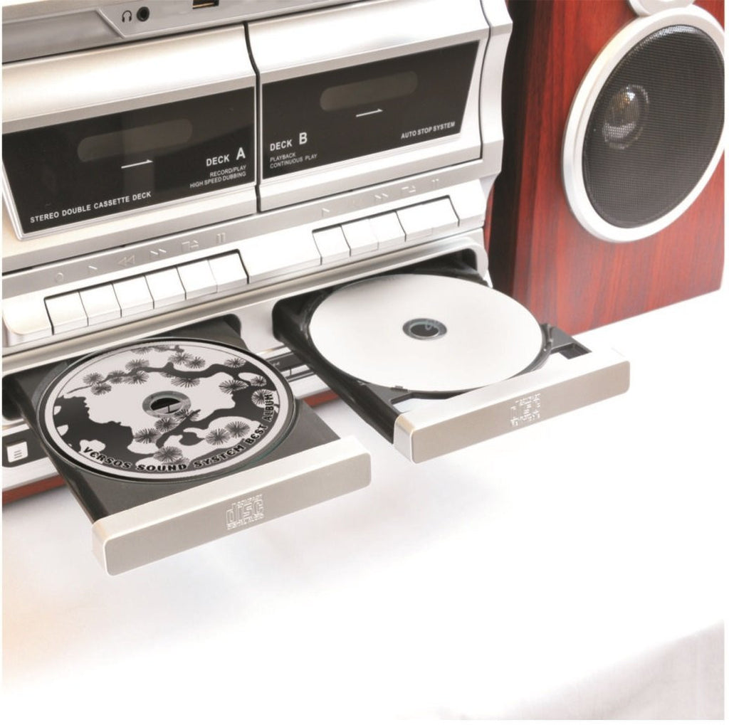 Complete Home Stereo System With 3 Speed Retro Classic