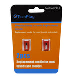 Pack of 2 Ruby needels for turntables KPG1*2