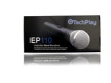 Professional Vocal Dynamic with Heavy Duty Metal Microphone  IEP110