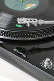 Analog Turntable with Built-in Phono Pre-amplifier TCP4530 Black