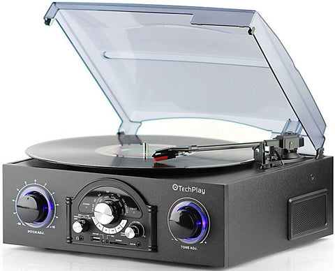 Turntable with Pitch Control TCP5