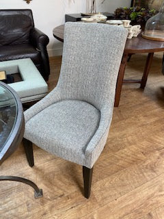 Pair of new Grey Fireside chairs