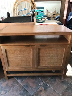 Small wood sideboard cabinet