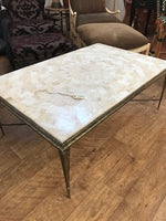 Marble top coffee table 03/09/20