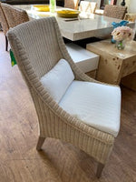 Set of 5 dining chairs Mecox