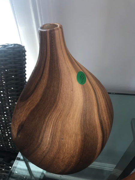 Wood like vases