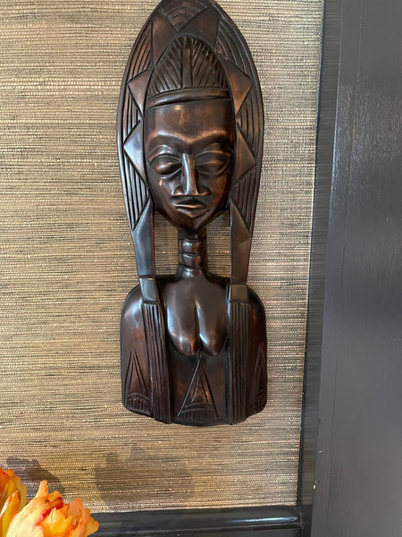 Carved African Art 4/23