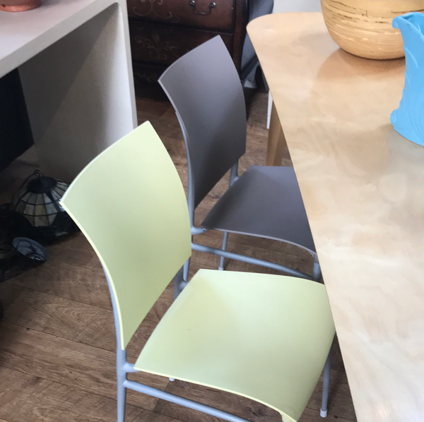 Phillepe stark dinning chairs 5. 1/19