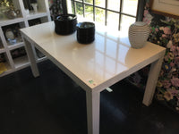 White parsons table 7/21