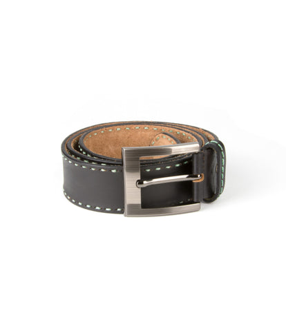 Laisse Faire Iron Stone Leather Belt