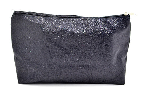 Glitter Hello Gorgeous Cosmetic Bag