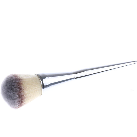 Large Powder Brush Silver