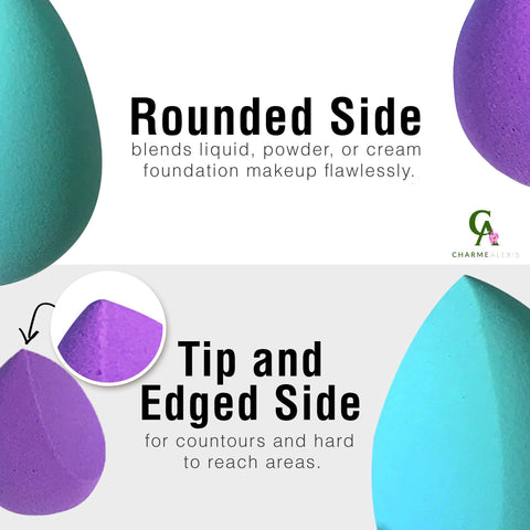 blender makeup sponges