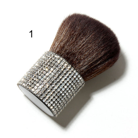 Bling Kabuki Makeup Brush
