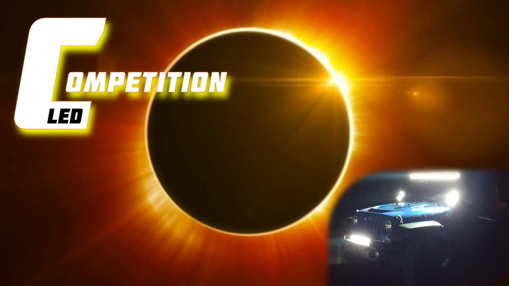 solar eclipse 2017 competition led