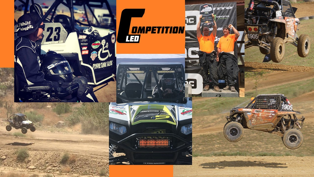 Team Competition LED Racing