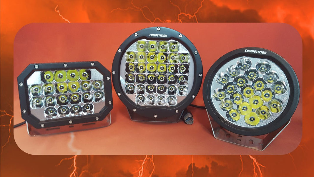 competition led race lights