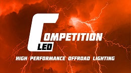 competition led offroad lights