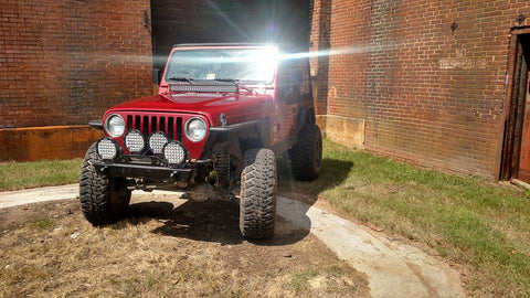 Jeep TJ Competition LED