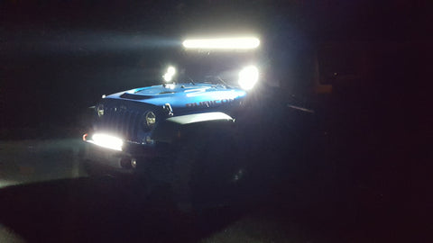 competition led light bars