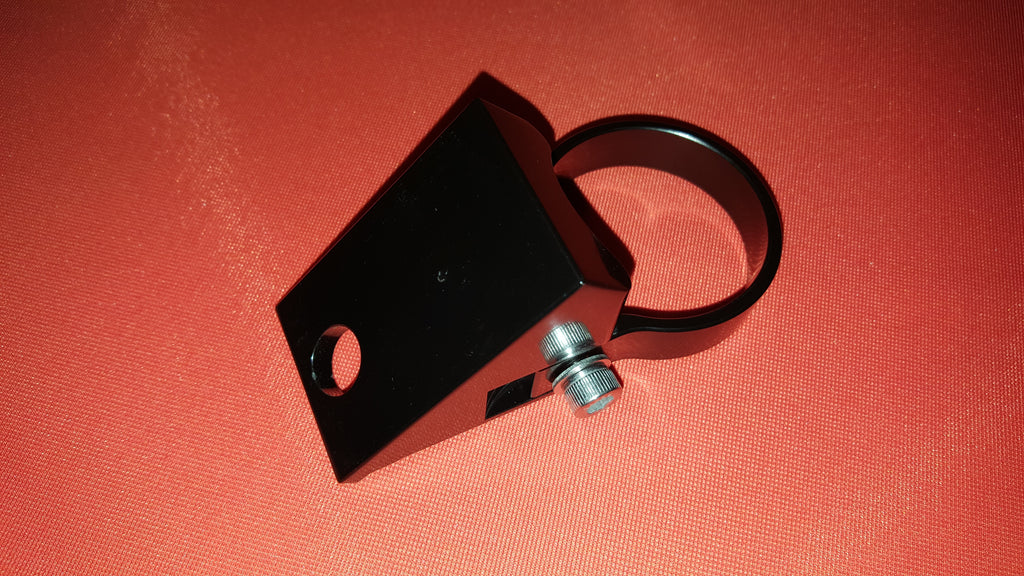 angled tube clamp 1.75""