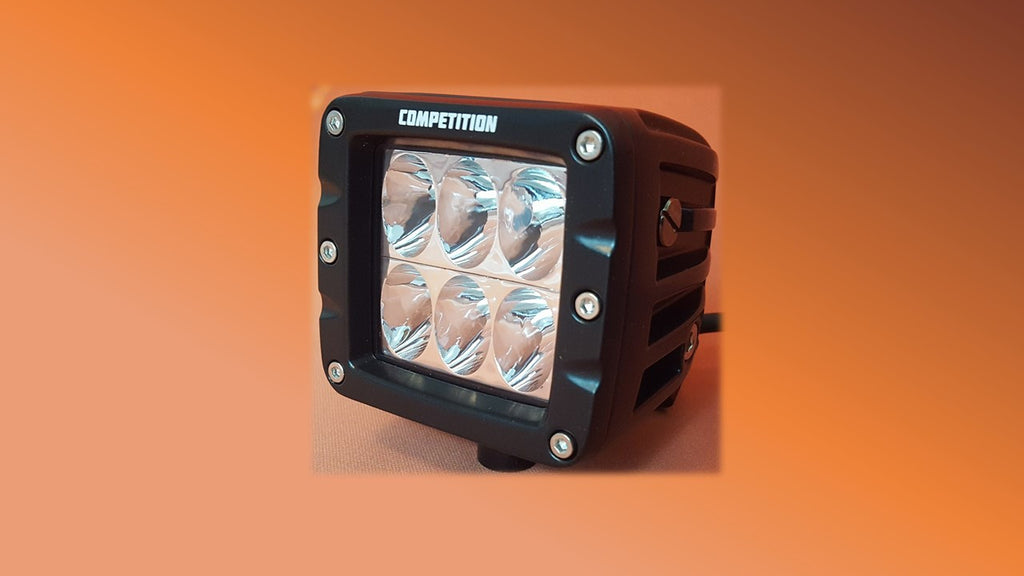 30 watt led driving light pod