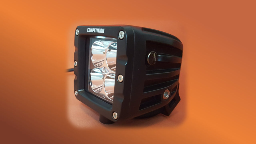 40 watt led spot light pod