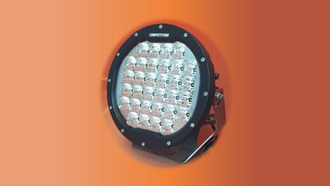8.5 inch round led off road race light