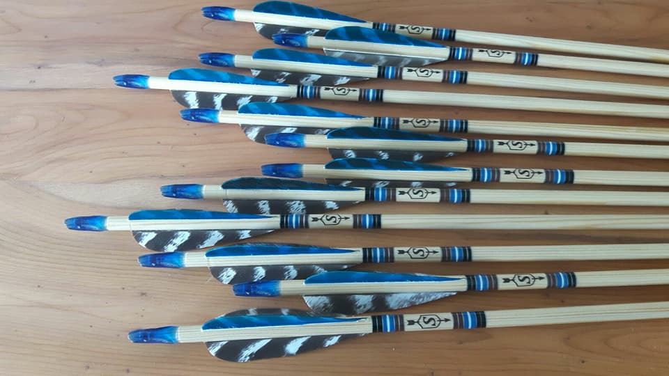 Adrian Hayes Arrows x12