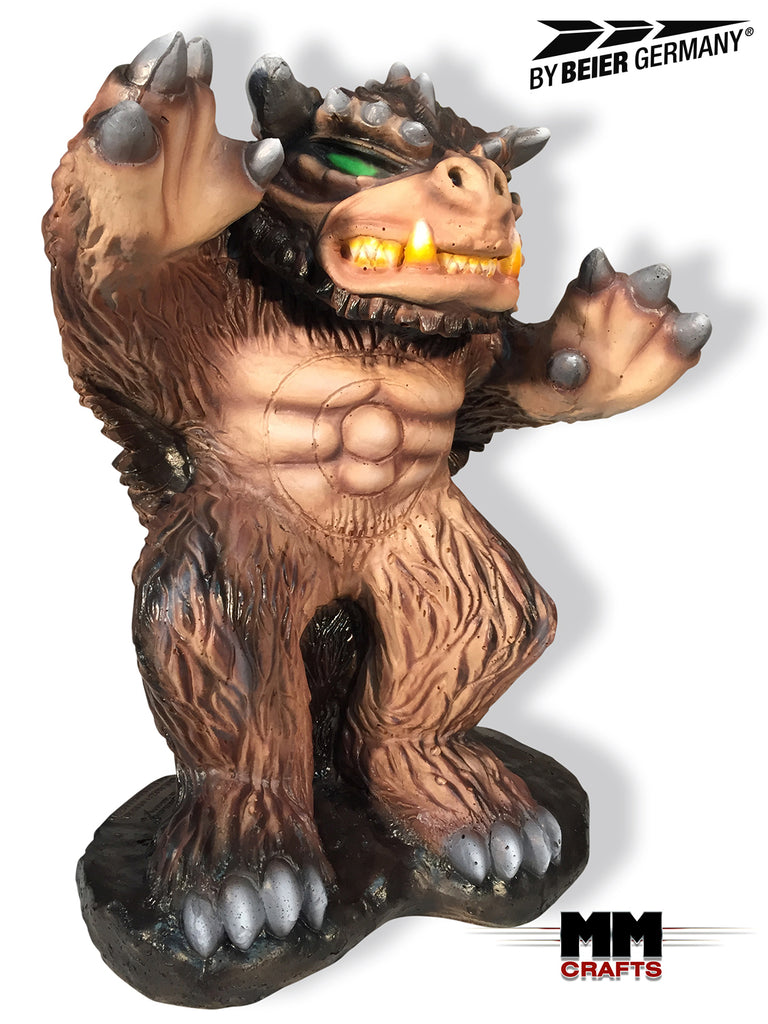 Forest Troll Fantasy 3D Target Light