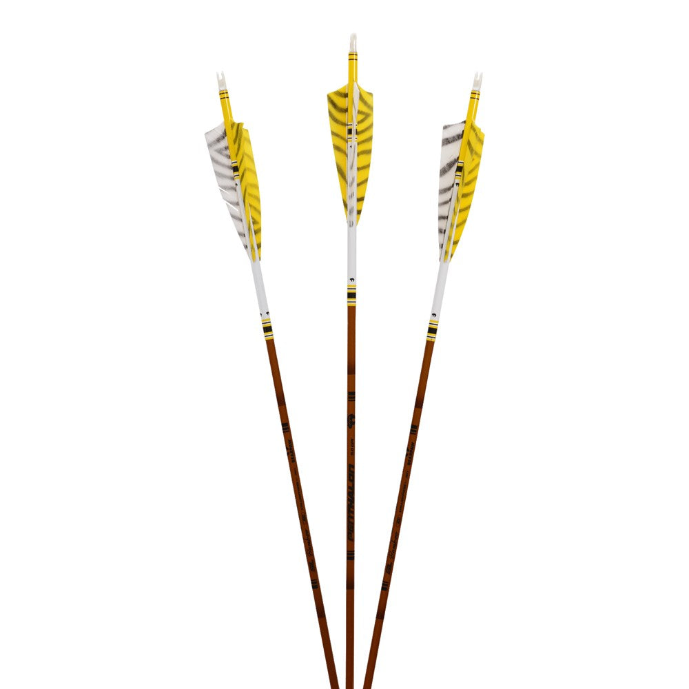 44486 Custom Arrow Slim Line Bamboo Deluxe