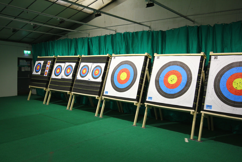 1 Hour Range Session with Bow Hire