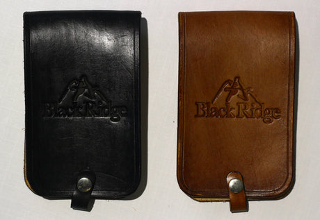 Blackridge Traditional Leather Scorepad Holder