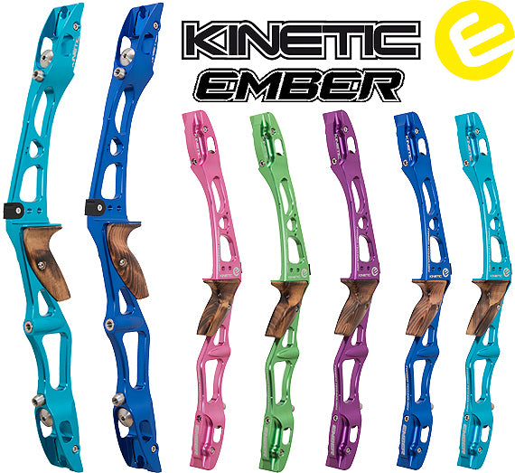 Kinetic Forged Ember