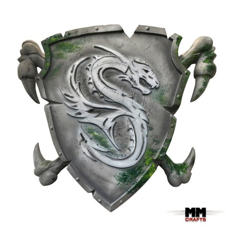 Dragon Shield 3D Fantasy Target